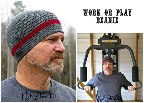 Work or Play Beanie