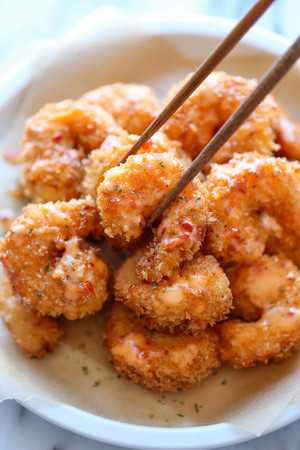 Cheesecake Factory Bang Bang Shrimp Copycat