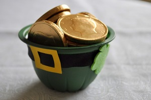 Treasured Hat Leprechaun Craft