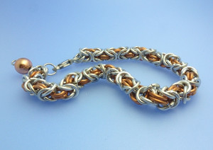 Byzantine and Box Chain Maille Tutorial