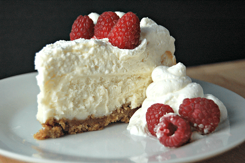 Just Like Cheesecake Factory Vanilla Bean Cheesecake ...