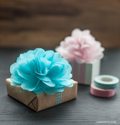 Pastel diy tissue paper flowers allfreepapercrafts pastel diy tissue paper flowers mightylinksfo