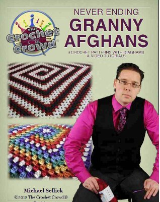 How to Crochet Granny Squares 8 Never Ending Granny Afghans