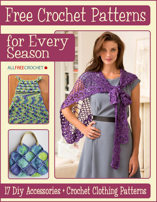 Free Crochet Patterns For Every Season 17 Diy Accessories Crochet