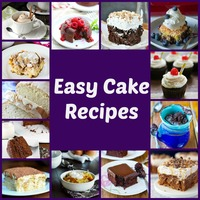 How to Bake a Cake: 93 Easy Cake Recipes