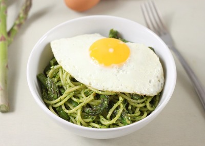 Simply-the-Best Asparagus Spaghetti