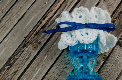 Customizable Crochet Bridal Garter Pattern Allfreecrochet