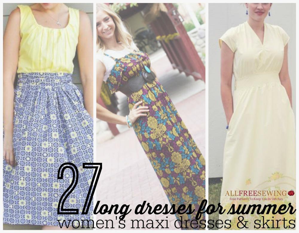Maxi Dress Sewing Pattern Plus Size Sewing t Dress