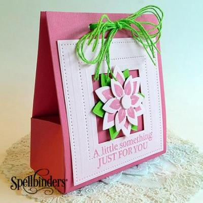 Spring Construction Paper Crafts DIY Teachers Gift Bags