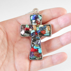 Beautiful Beaded Cross Pattern