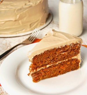Simply Perfect Gluten Free Carrot Cake