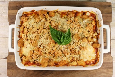 Chicken Parmesan Casserole Recipes: 12 Italian Chicken Casseroles