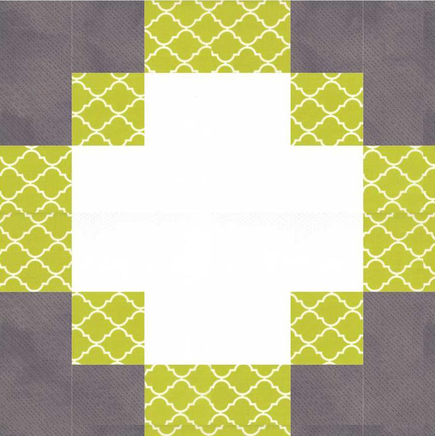 Antique Modern Quilt Block Pattern Favequilts Com