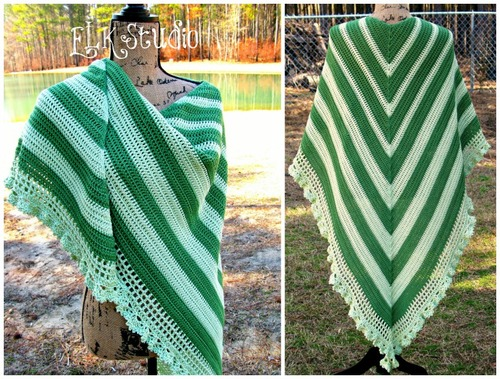 Perfectly Elegant Shawl
