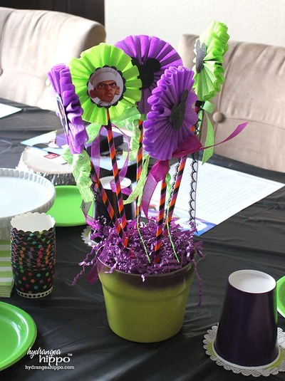 Mad Tea Party Centerpiece DIY Craft Project