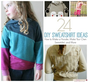 500 tutorials for making your own clothes allfreesewing all winter and how to make sweatshirts that make great spring and fall jackets you are going to love making your own clothes when they are this comfy solutioingenieria Choice Image