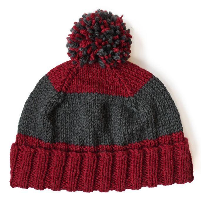 Dad S Knit Hat Pattern Allfreeknitting Com