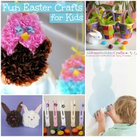 36 Fun Easter Crafts for Kids