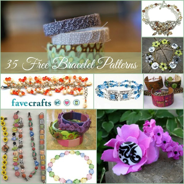 38 Free Beaded Bracelet Patterns Favecrafts