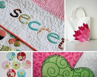 29 How to Applique Videos & Free Applique Designs