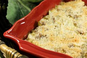 German Cabbage Casserole