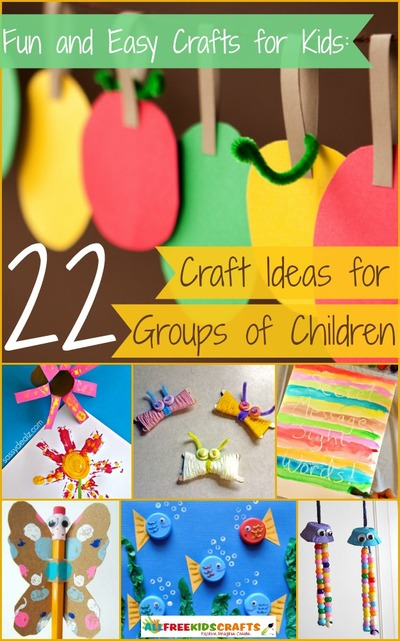 group craft ideas and easy crafts for 22 craft ideas for groups 2121