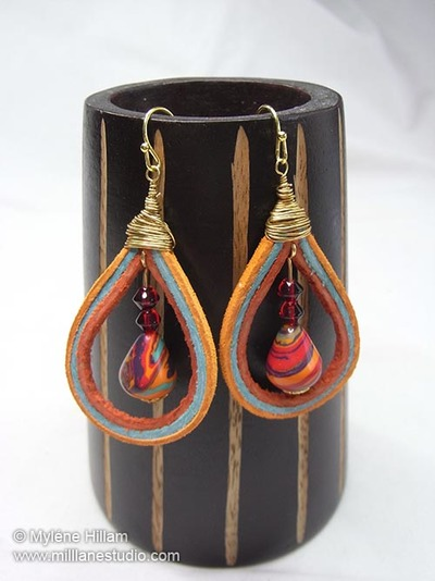 Fiesta Sunset Earrings