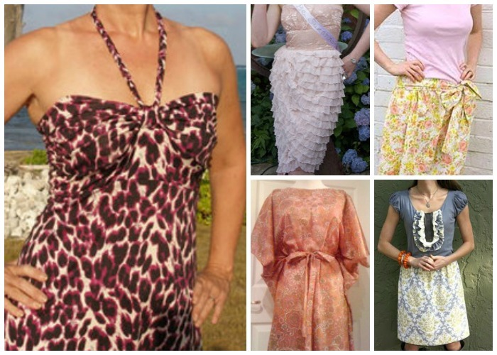 15 sewing patterns for women 39 s dresses free ebook for Pretty project