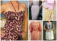 15 Sewing Patterns for Women's Dresses free eBook
