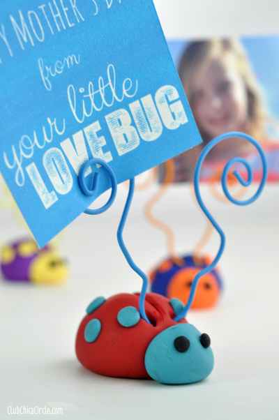 Love Bug DIY Picture Holder