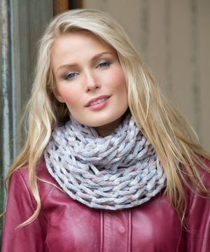 London Fog Knit Cowl