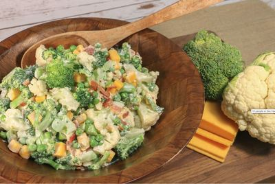 Grandmas Favorite Broccoli Salad