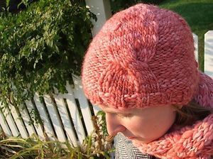 Peppermint Patty Hat