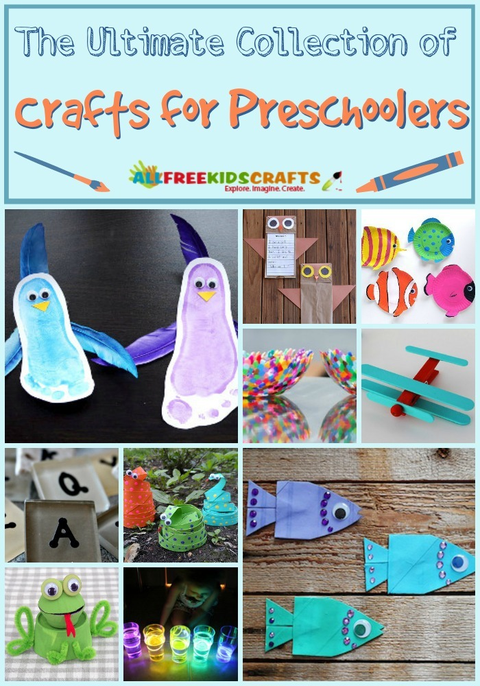 It is an image of Fan Printable Crafts for Preschoolers