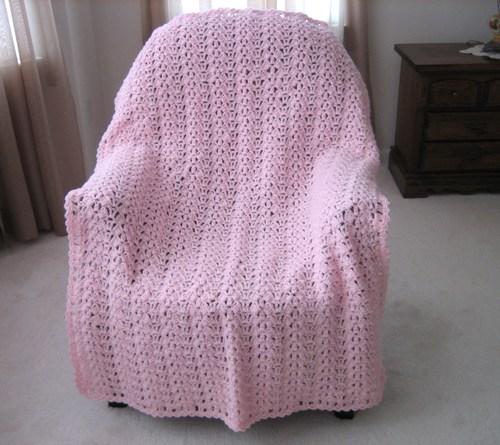 Butterfly Wings Free Crochet Afghan Pattern Favecrafts