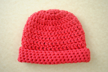 Newborn Crochet Hat