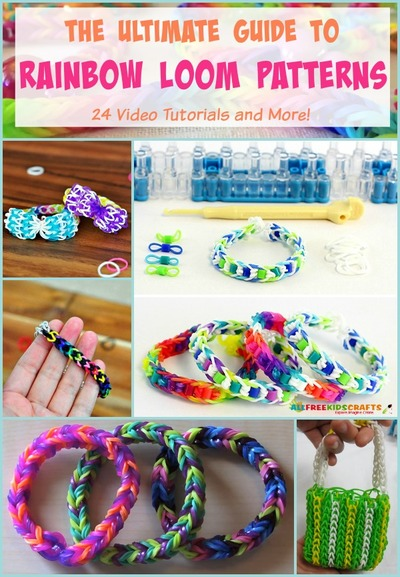 10 Rubber Band Loom Patterns Favecrafts