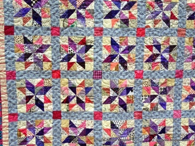 Emery S Stars Quilt Pattern Favequilts Com