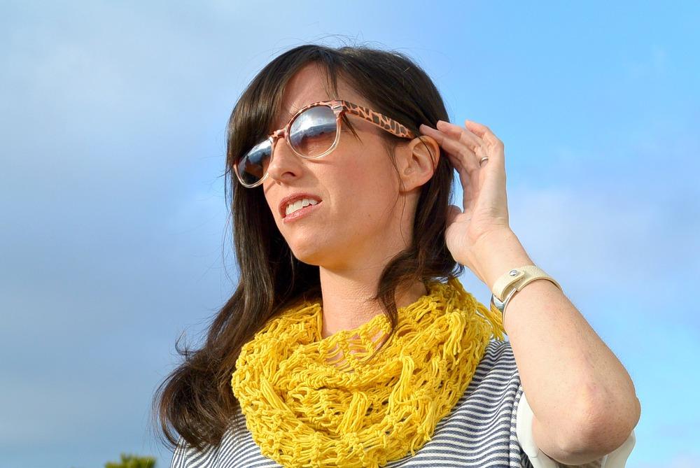 Trendy Lace Crochet Scarf Pattern Favecrafts
