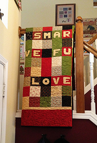Out The Door Charm Quilt Favequilts Com