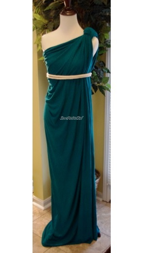 Draped Maxi Dress Allfreesewing Com
