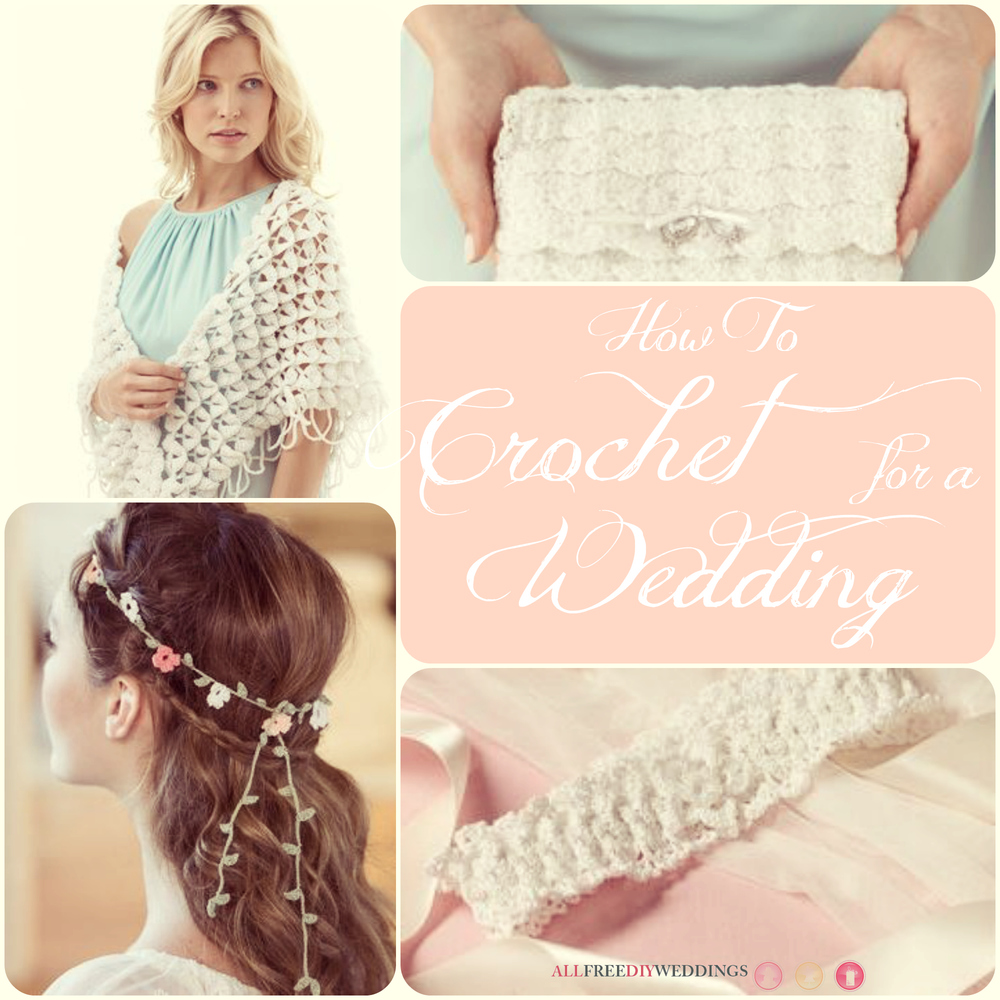 60 free crochet patterns how to crochet for a wedding 60 free crochet patterns how to crochet for a wedding allfreediyweddings junglespirit Images