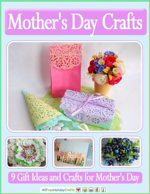 Mothers Day Crafts eBook