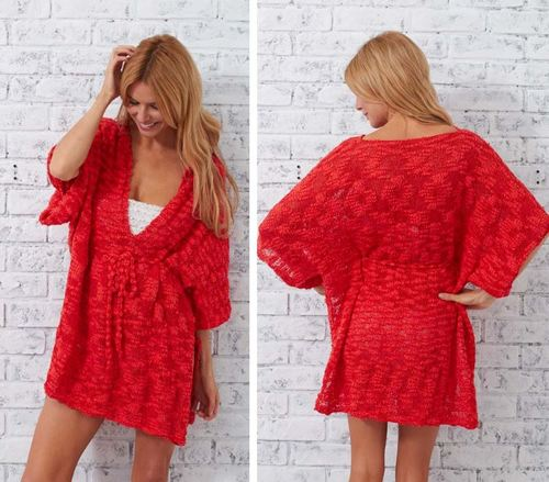 Darling Weekend Beach Cover-Up