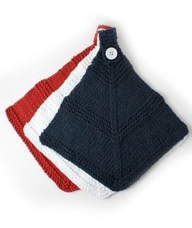 The Most Patriotic Dishcloths