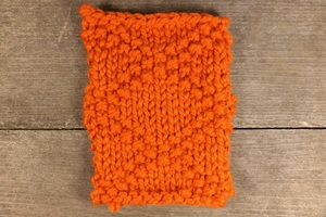 How To Knit: King Charles Brocade Stitch Video Tutorial