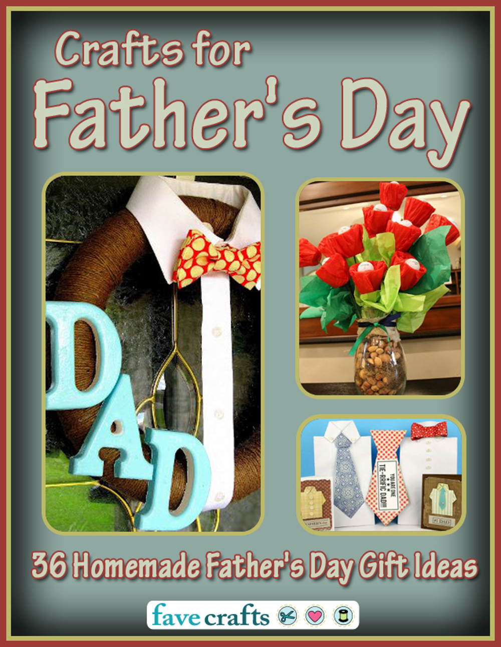 Father's Day Gift Craft Idea