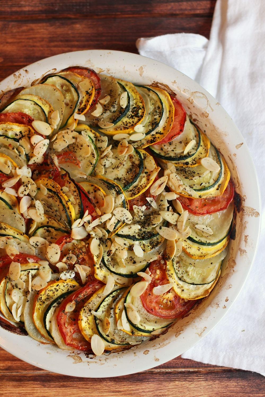 Zucchini Tomato And Potato Casserole Favehealthyrecipes Com