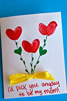 Diy happy mothers day greeting card allfreekidscrafts diy happy mothers day greeting card m4hsunfo