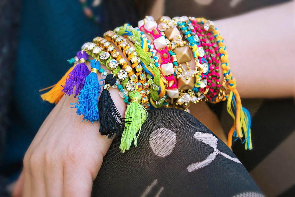 Fiesta frenzy diy bracelets allfreejewelrymaking solutioingenieria Choice Image
